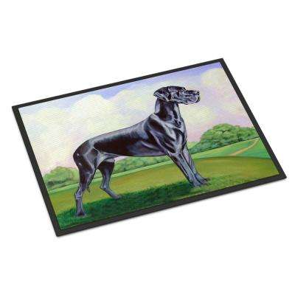 Multicolor 18 x 27 Carolines Treasures AMB1075MAT Naptime Yorkie Yorkshire Terrier Indoor or Outdoor Mat