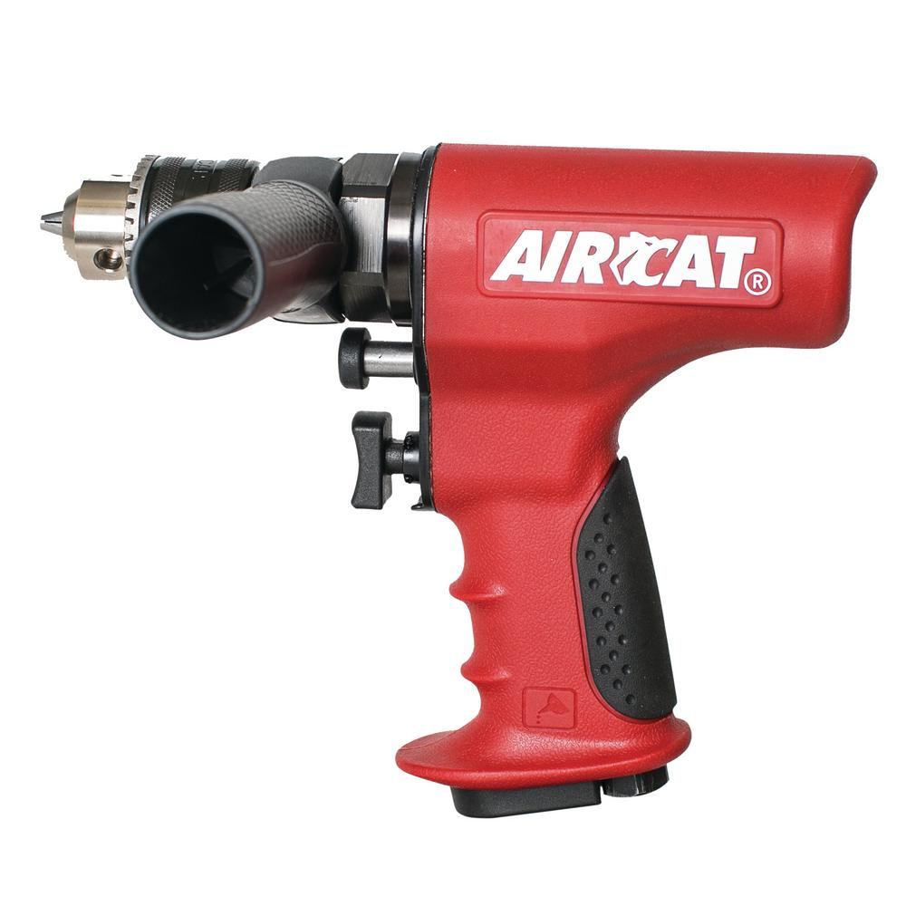 AIRCAT Composite 3/8 inch Industrial Reversible Drill