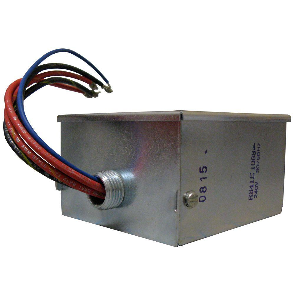 Cadet 10 Kw 240 Volt To 24 2 Circuit Electric Heating Relay Current Transformer In