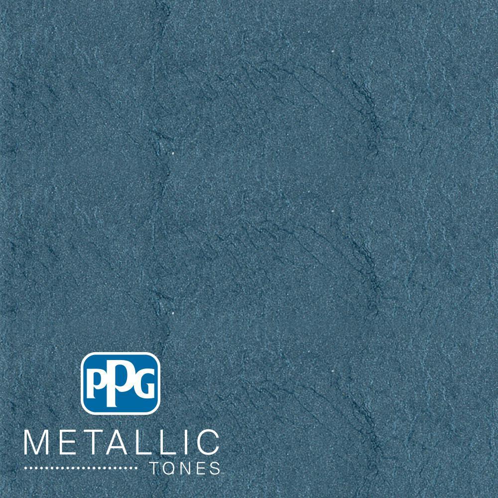 1 qt.#MTL112 Mediterranean Night Metallic Interior Specialty Finish Paint