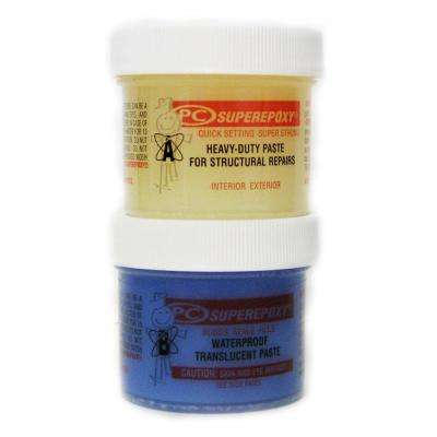 4 oz. Translucent PC-SuperEpoxy Adhesive Paste