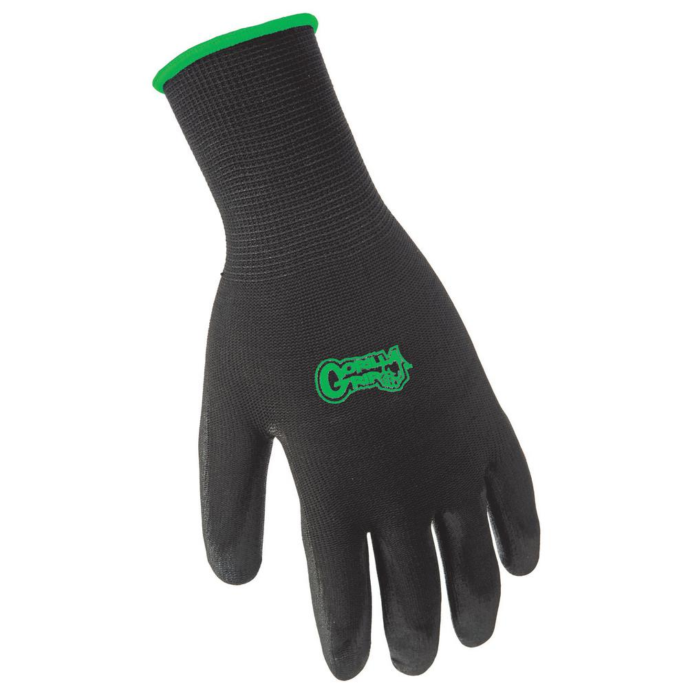 Grease Monkey Small Gorilla Grip Gloves (30-Pair)