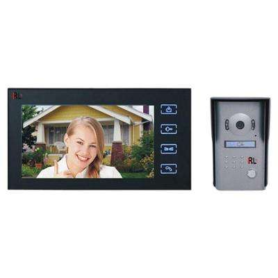 SeqCam 7 in. Video Door Phone (Touch Pad)