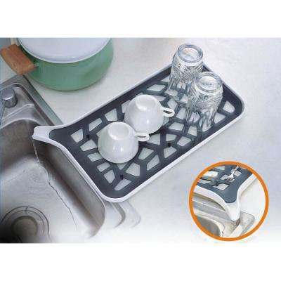 Self Draining Dishrack
