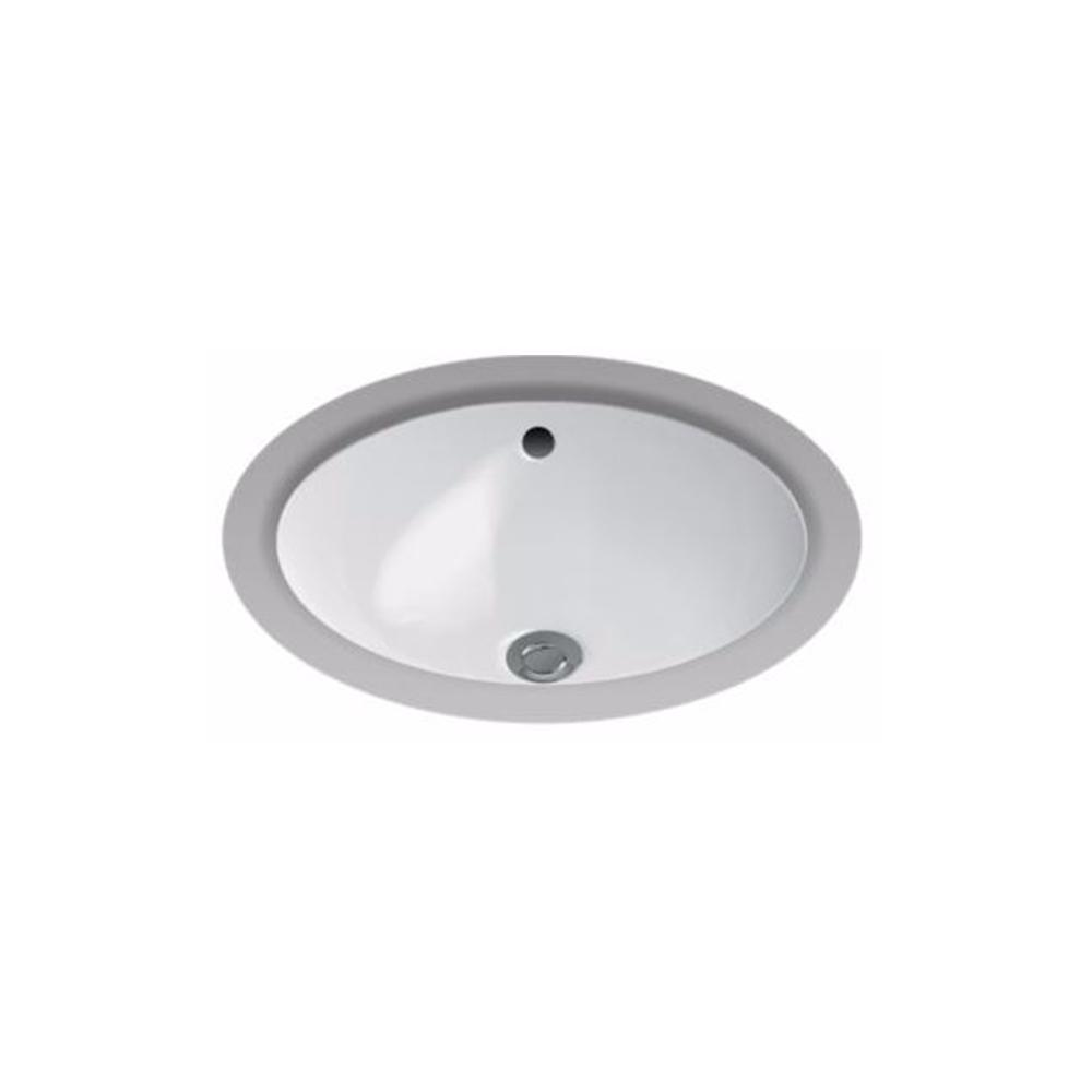 Toto 16 In Round Undermount Bathroom Sink With Cefiontect In Colonial White Lt193g 11 The