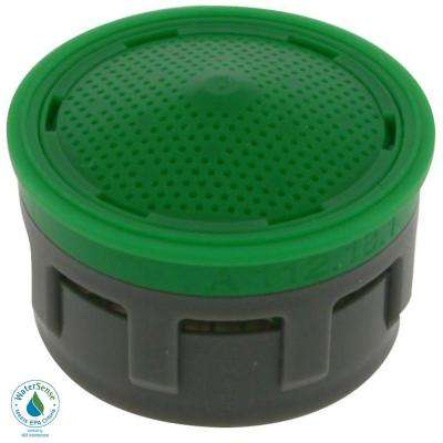 1.5 GPM Regular Size Water-Saving Aerator Insert with Washers