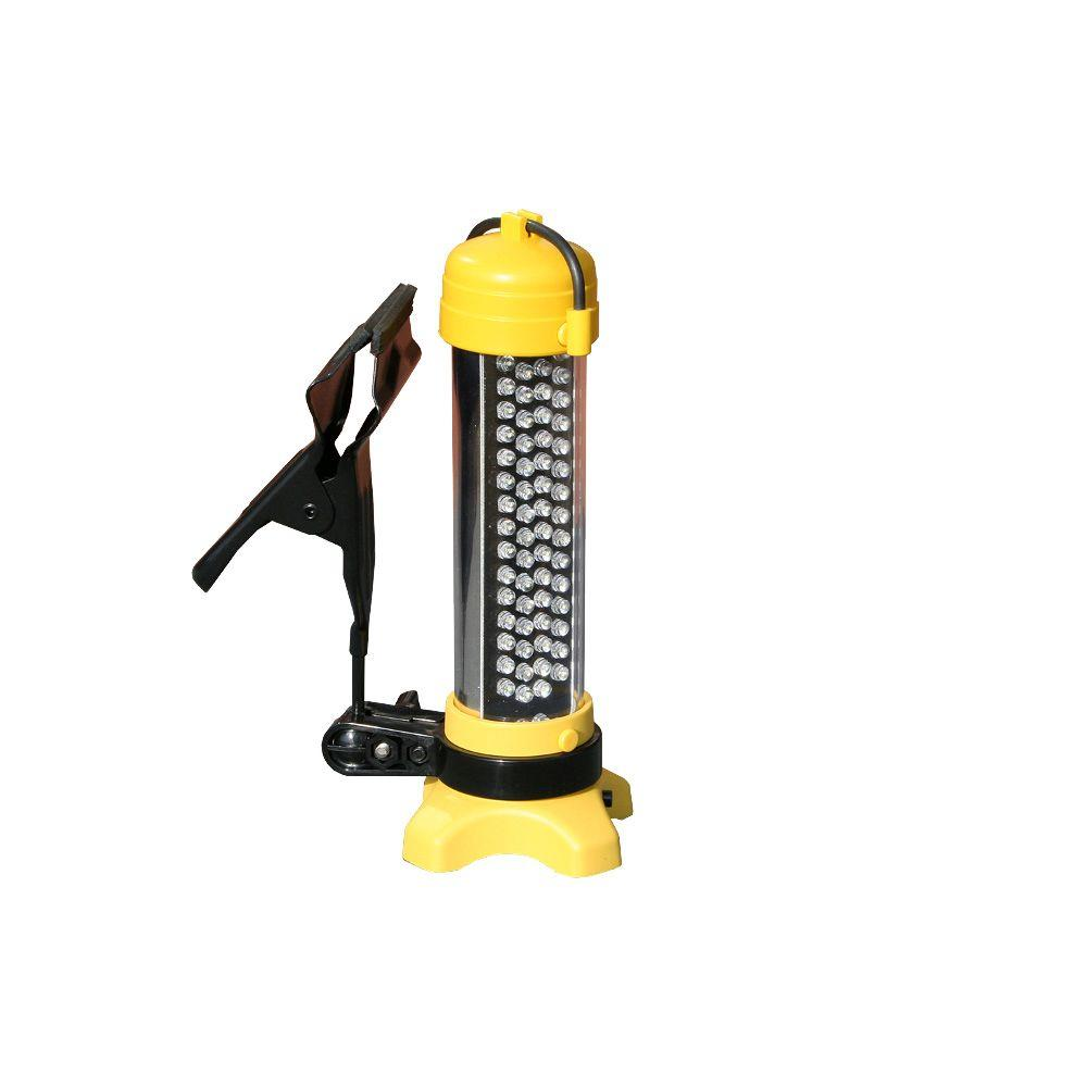 ElumX 30 LED Rechargeable Work Light with Adjustable Clamp