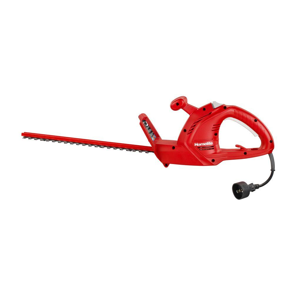 Homelite 17 in. 2.7 Amp Electric Hedge Trimmer