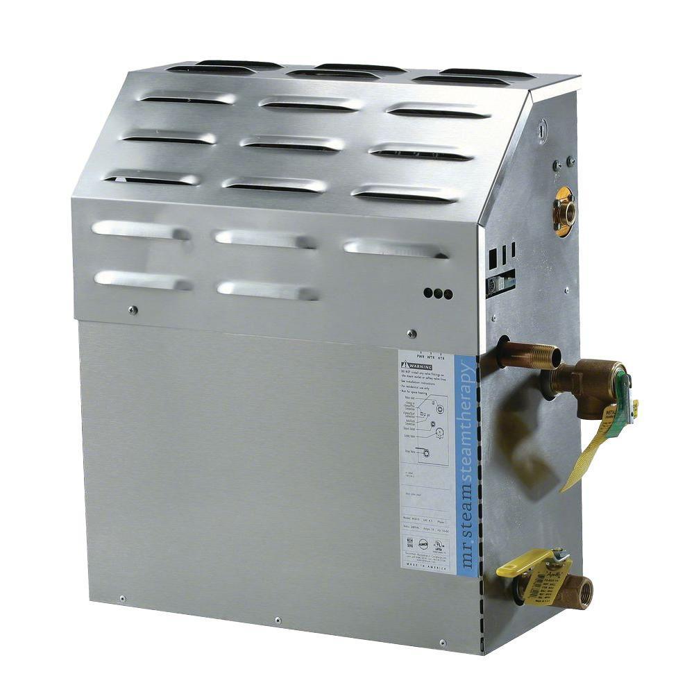 eSeries 12kW Steam Bath Generator