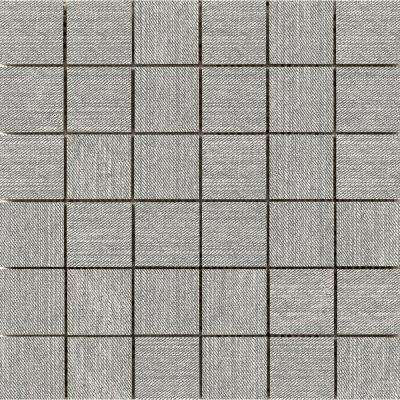 Dunham Shiraz 12.01 in. x 12.01 in. x 10mm Porcelain Mesh-Mounted Mosaic Tile