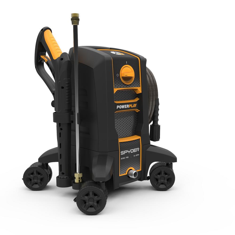 Spyder 2030 psi Electric Pressure Washer