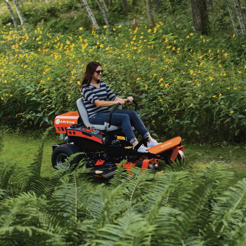 Ariens Zoom Zero-turn Riding Lawn Mower For Steep Slopes