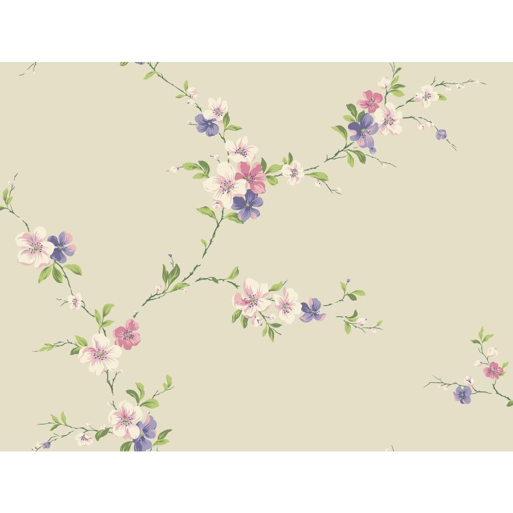 Casabella II Blossom Trail Wallpaper