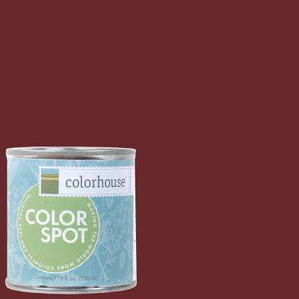 8 oz. Wood .04 Colorspot Eggshell Interior Paint Sample