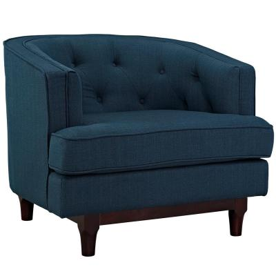 Azure Coast Upholstered Arm Chair