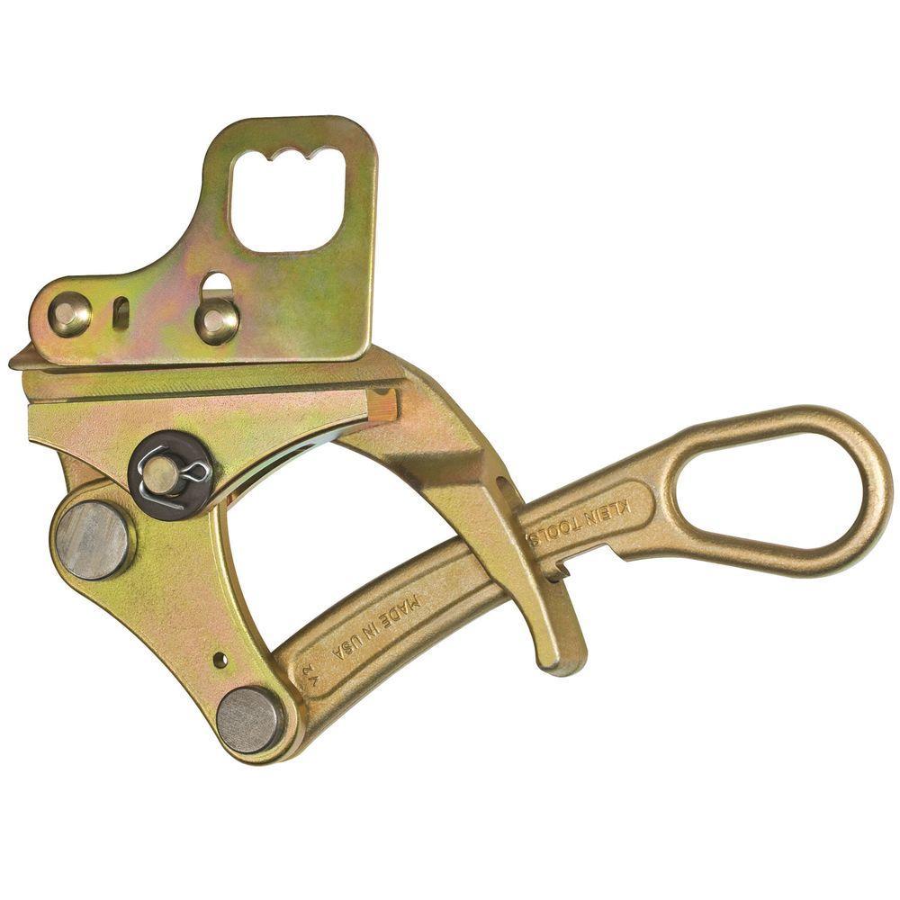 Klein Tools 4801 Series Parallel-Jaw Grip