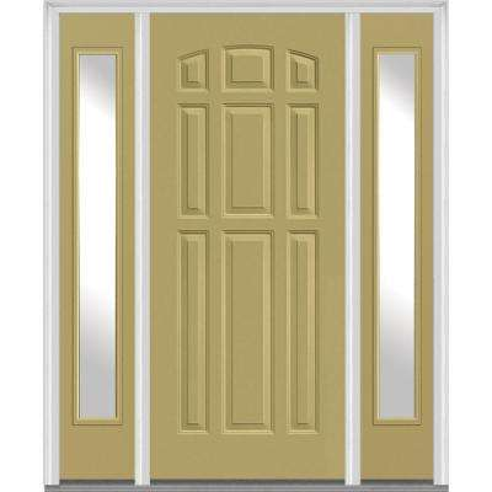 Mmi Door 9 Panel Doors With Glass Fiberglass Doors The Home