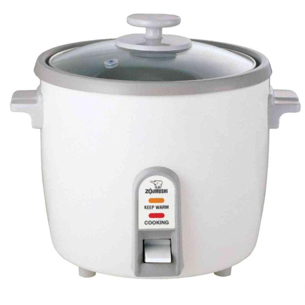 Zojirushi Rice Cooker, White