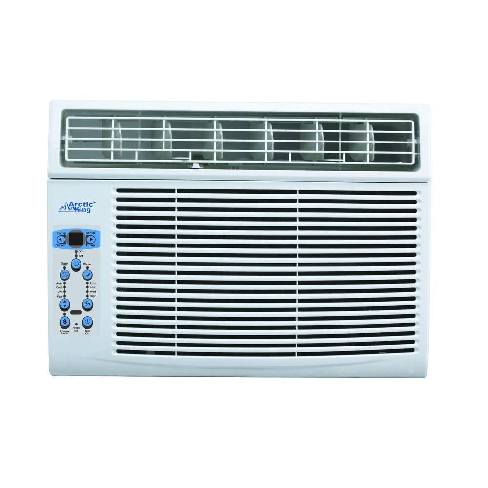 Arctic King 10,000 BTU Window Air Conditioner in White