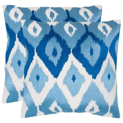 Lexi Embroidered Pillow (2-Pack)