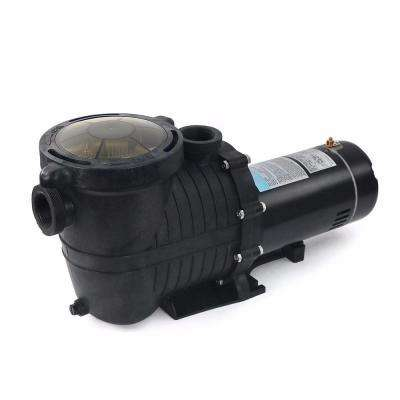 2 HP High-Flo Electrical 220/110 Dual Volt In Ground Above Ground Pool Pump