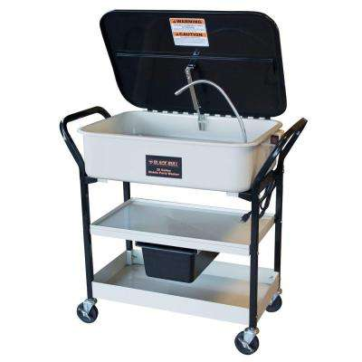 20 Gal. Parts Washer Mobile