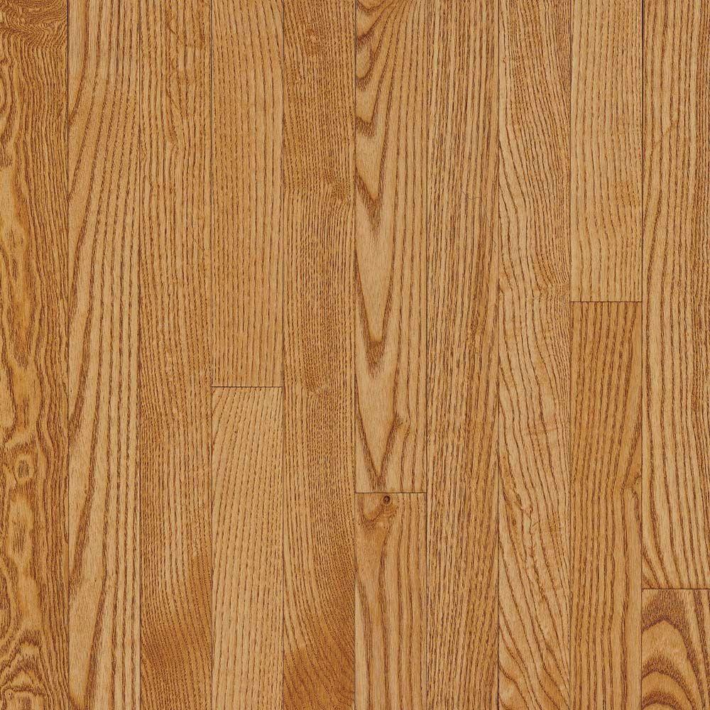 Bruce Plano Oak Marsh 3 8 In Thick X Wide