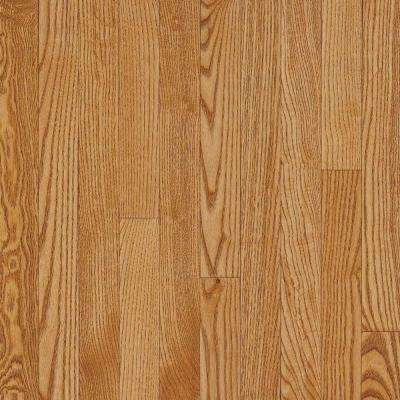 Plano Oak Marsh 3/4 in. Thick x 5 in. Wide x Random Length Solid Hardwood Flooring (23.5 sq. ft. / case)