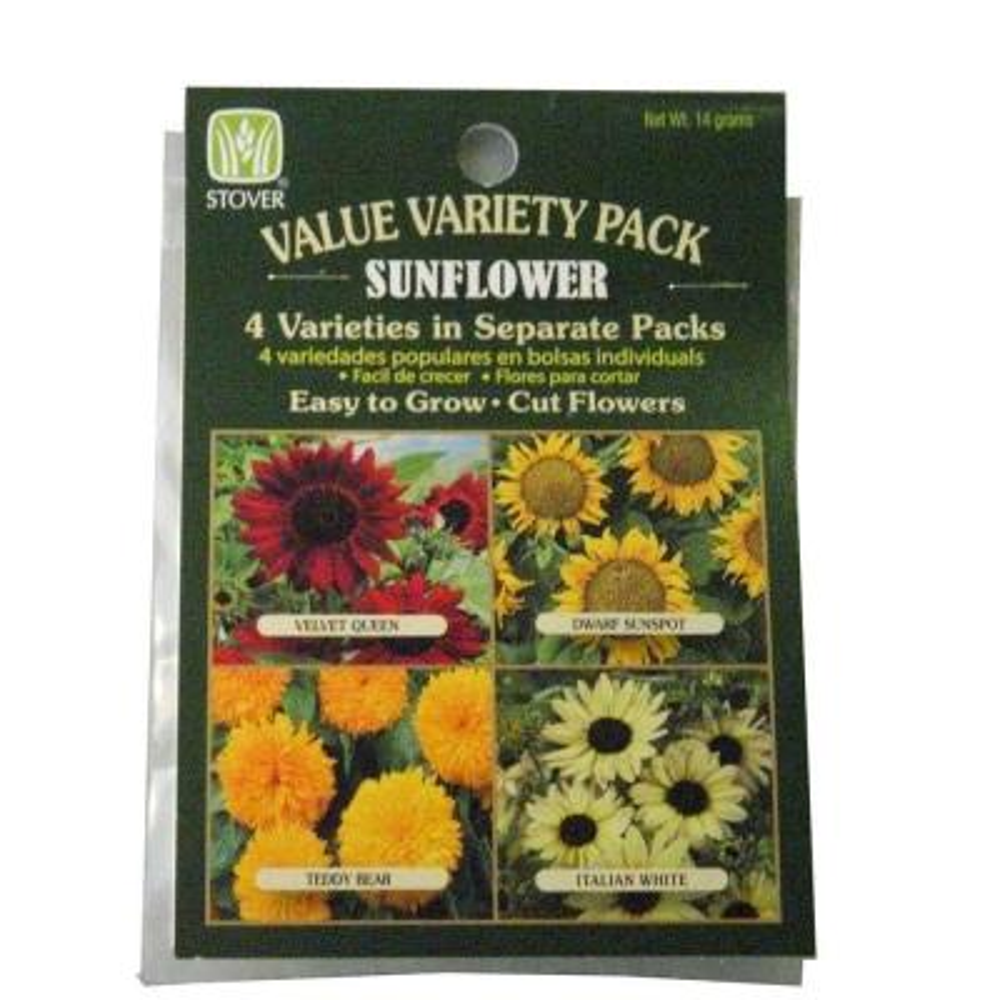Sunflower Combination Pack