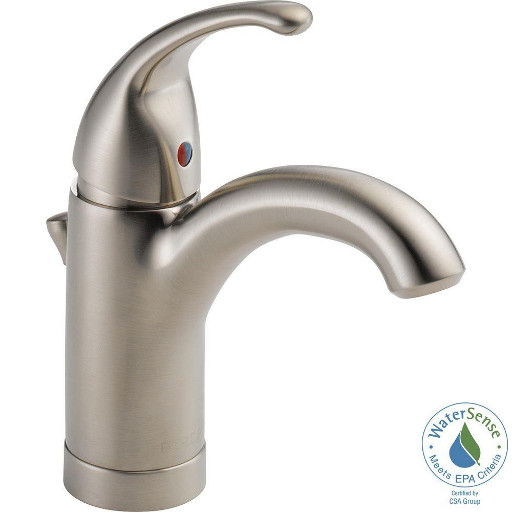 Kitchen Faucet  Hole Peerless Home Depot