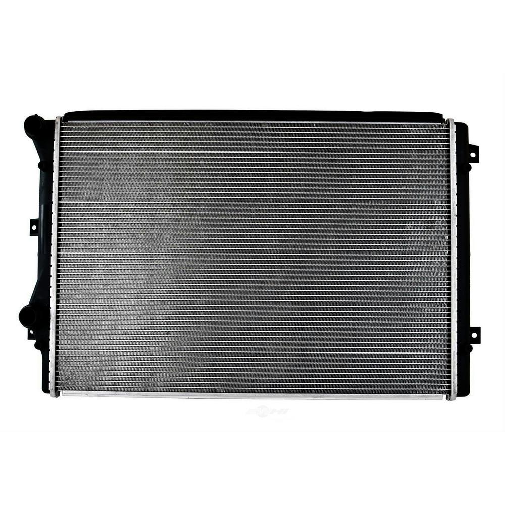 Volkswagen Eos 2015: OSC Automotive Products, Inc Radiator Fits 2009-2015
