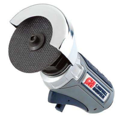 Get Stuff Done Air Cut-Off Tool  Horsepower, 3 in. Cutting Disc, 360 Degree Rotating Guard (XT200000)