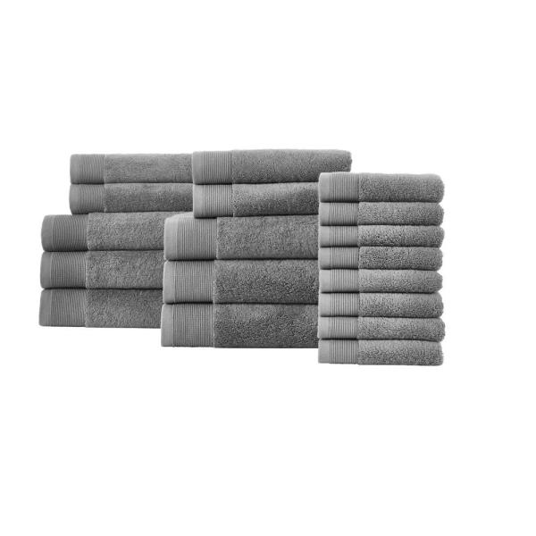 StyleWell Performance Quick Dry 18-Piece Towel Set