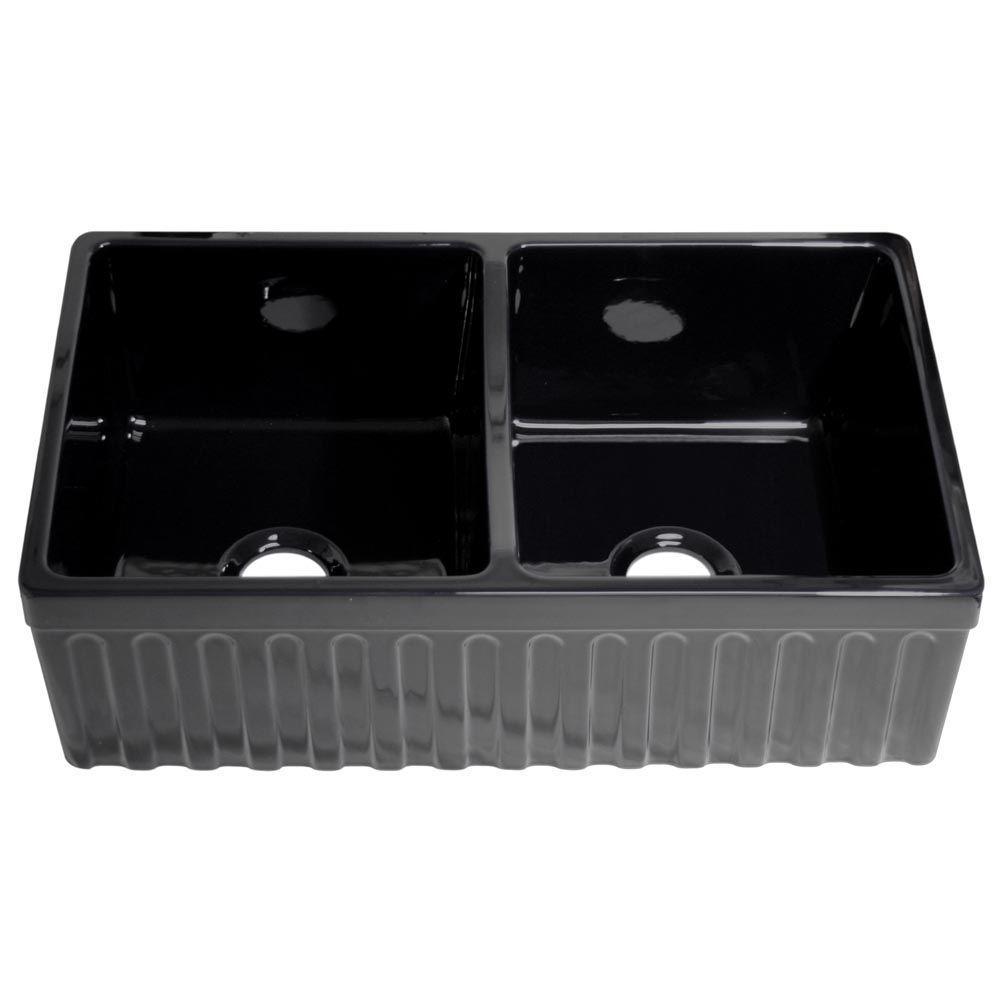 Whitehaus Collection Quatro Alcove Reversible Series