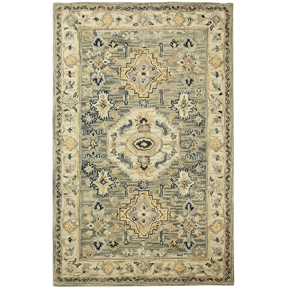Home Decorators Collection Angelo Moss 8 Ft. X 11 Ft. Area