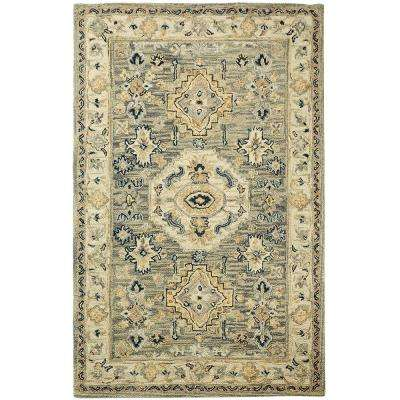 Angelo Moss 8 Ft X Round Area Rug
