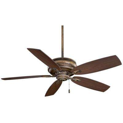 Timeless 54 in. Indoor French Beige Ceiling Fan