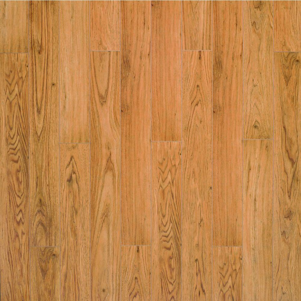 Pergo outlast marigold oak laminate flooring 5 in x 7 for Cheap flooring