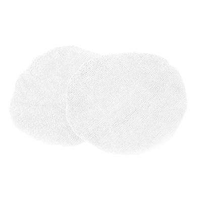 10 in. Microfiber Polishing Bonnets (2-Pack)