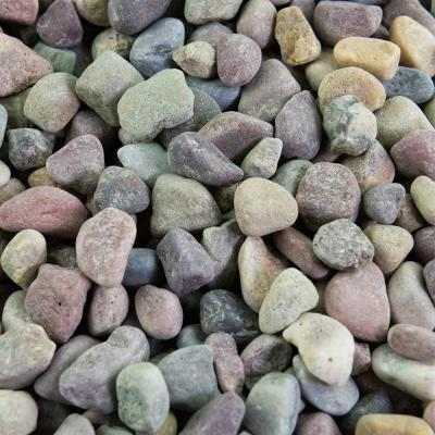 0.50 cu. ft. 3/8 in. Patagonia Bagged Landscape Rock and Pebble for Gardening, Landscaping, Driveways and Walkways