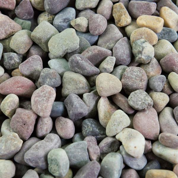 Southwest Boulder Stone 25 Cu Ft 3 8 In Patagonia Bulk Landscape Rock And Pebble For Gardening Landscaping Driveways And Walkways 02 0088 The Home Depot
