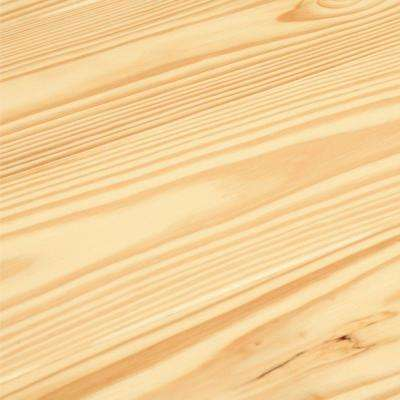 Take Home Sample - Antiqued Natural Pine Solid Hardwood Flooring - 5 in. x 7 in.