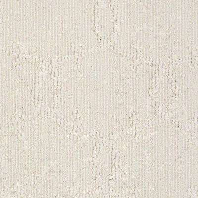 Carpet Sample - Manhattan - In Color Cauliflower 8 in. x 8 in.