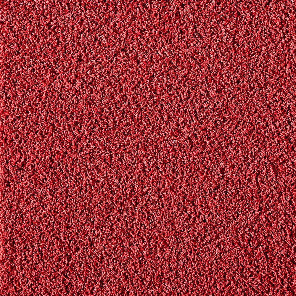 FLOR In The Deep Persimmon 19.7 in. x 19.7 in. Carpet Tile (6 Tiles/Case)