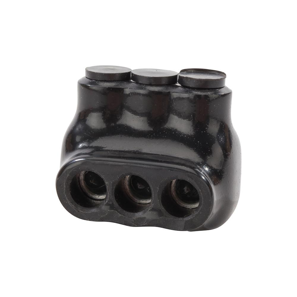 Polaris 4 14 Awg Bagged Insulated Multi Tap Connector