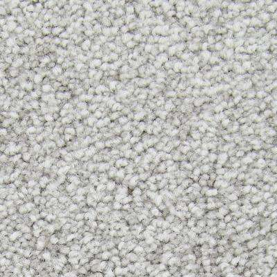 Carpet Sample - Gentle Peace I - Color Haze Textured 8 in. x 8 in.