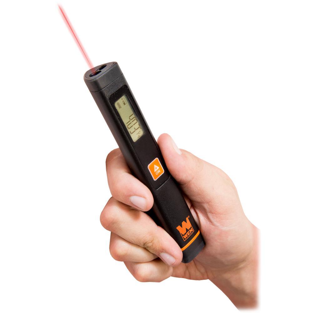 Multi-Unit Pocket Laser Distance Measure with 32 ft. Range