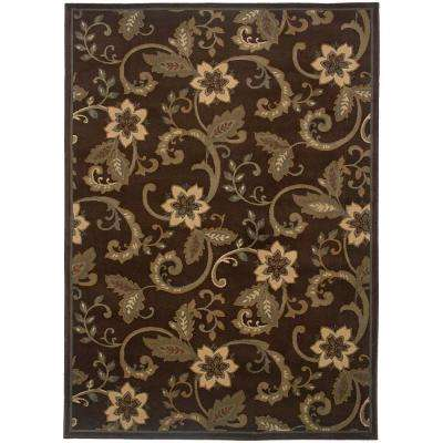 Newcastle Brown 8 ft. x 10 ft. Area Rug