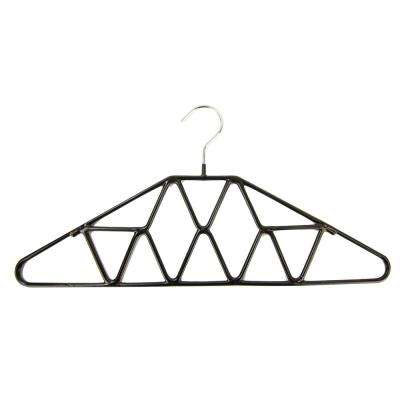 Black Geometric Hanger
