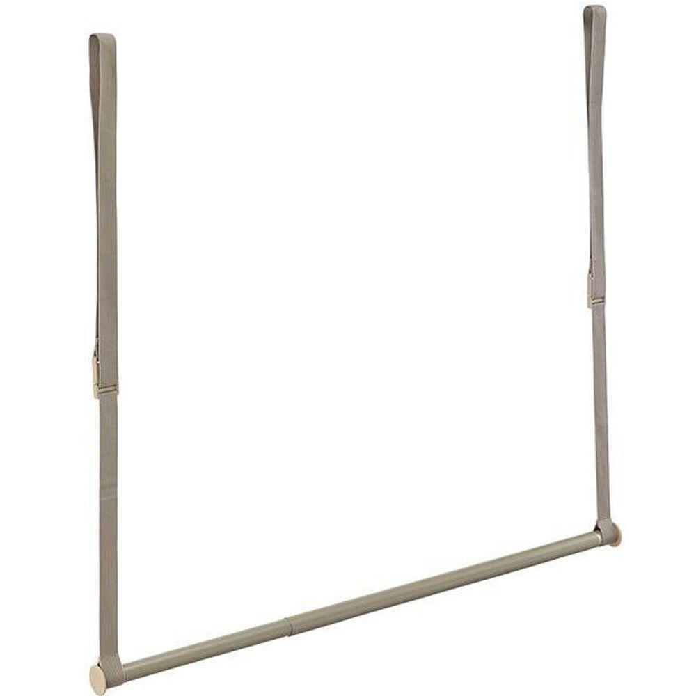 Double Hang Rod in Nickel